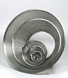 Screen Scaleup image showing efficient milling