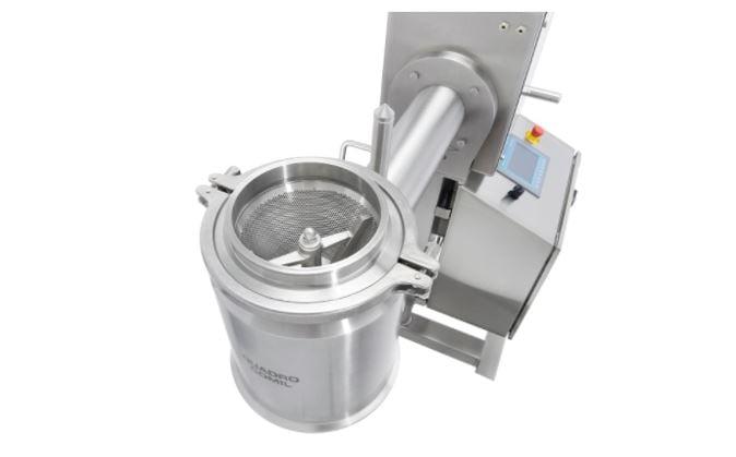 SDx cannabis milling technology